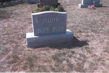 OFFILL, JOANN M. - Franklin County, Ohio | JOANN M. OFFILL - Ohio Gravestone Photos