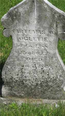 OGLEVIE, ARTEMAS O. - Franklin County, Ohio | ARTEMAS O. OGLEVIE - Ohio Gravestone Photos