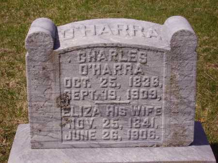 O'HARRA, CHARLES - Franklin County, Ohio | CHARLES O'HARRA - Ohio Gravestone Photos