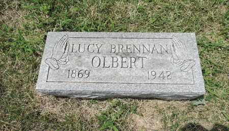 OLBERT, LUCY - Franklin County, Ohio | LUCY OLBERT - Ohio Gravestone Photos