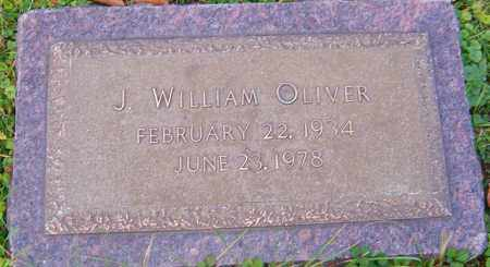 OLIVER, J WILLIAM - Franklin County, Ohio | J WILLIAM OLIVER - Ohio Gravestone Photos