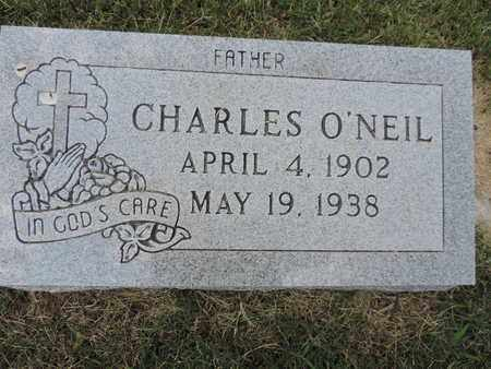 O'NEAL, CHARLES - Franklin County, Ohio | CHARLES O'NEAL - Ohio Gravestone Photos