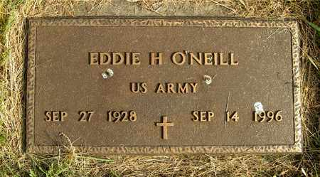 O'NEILL, EDDIE H. - Franklin County, Ohio | EDDIE H. O'NEILL - Ohio Gravestone Photos