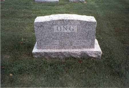 ONG, ROBERT G. - Franklin County, Ohio | ROBERT G. ONG - Ohio Gravestone Photos
