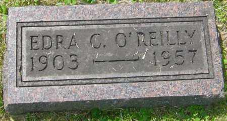 O'REILLY, EDRA C - Franklin County, Ohio | EDRA C O'REILLY - Ohio Gravestone Photos