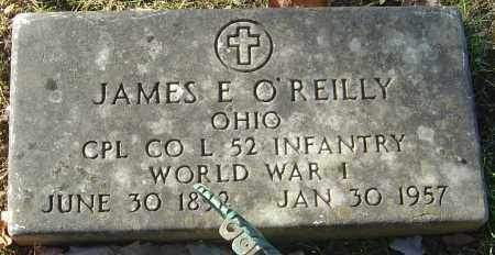 O'REILLY, JAMES E - Franklin County, Ohio | JAMES E O'REILLY - Ohio Gravestone Photos