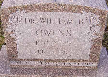 OWENS, WILLIAM - Franklin County, Ohio | WILLIAM OWENS - Ohio Gravestone Photos