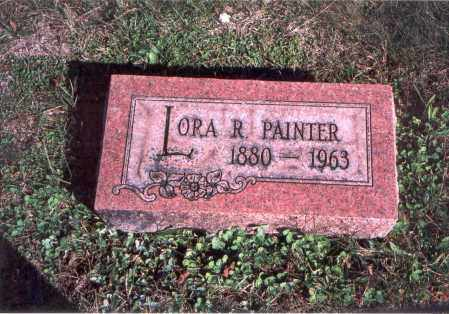 PAINTER, LORA R. - Franklin County, Ohio | LORA R. PAINTER - Ohio Gravestone Photos