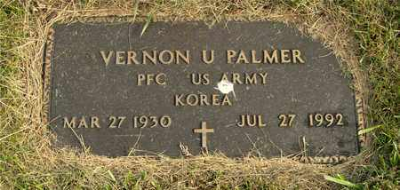 PALMER, VERNON U. - Franklin County, Ohio | VERNON U. PALMER - Ohio Gravestone Photos