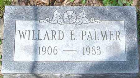 PALMER, WILLARD - Franklin County, Ohio | WILLARD PALMER - Ohio Gravestone Photos