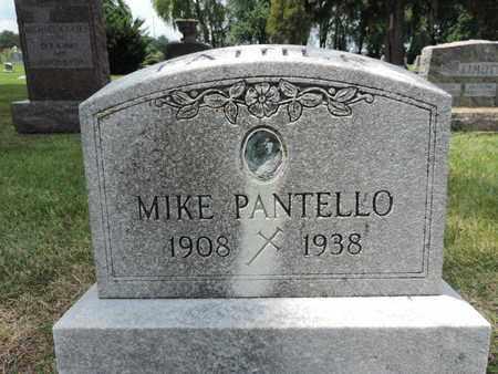 PANTELLO, MIKE - Franklin County, Ohio | MIKE PANTELLO - Ohio Gravestone Photos