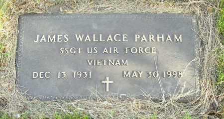PARHAM, JAMES WALLACE - Franklin County, Ohio   JAMES WALLACE PARHAM - Ohio Gravestone Photos