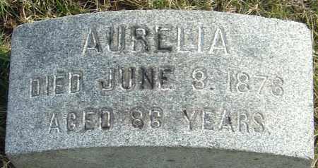 PARK, AURELIA - Franklin County, Ohio | AURELIA PARK - Ohio Gravestone Photos