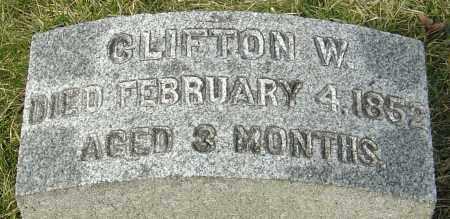 PARK, CLIFTON W - Franklin County, Ohio | CLIFTON W PARK - Ohio Gravestone Photos