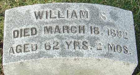 PARK, WILLIAM S - Franklin County, Ohio | WILLIAM S PARK - Ohio Gravestone Photos