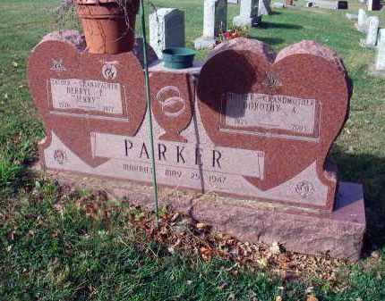 "PARKER, DERRYL E. ""JERRY"" - Franklin County, Ohio 