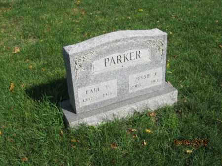STATEN PARKER, JESSIE JOSEPHINE - Franklin County, Ohio | JESSIE JOSEPHINE STATEN PARKER - Ohio Gravestone Photos