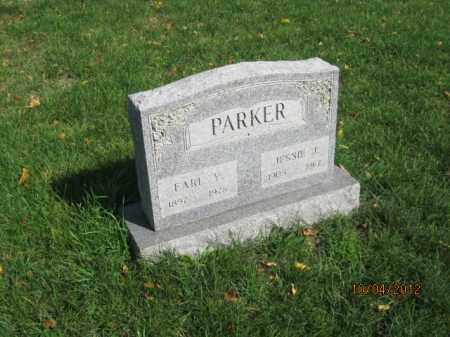 PARKER, EARL VEAN - Franklin County, Ohio | EARL VEAN PARKER - Ohio Gravestone Photos