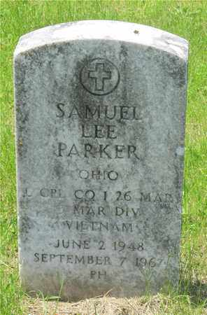 PARKER, SAMUEL LEE - Franklin County, Ohio | SAMUEL LEE PARKER - Ohio Gravestone Photos