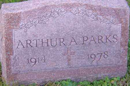 PARKS, ARTHUR - Franklin County, Ohio | ARTHUR PARKS - Ohio Gravestone Photos