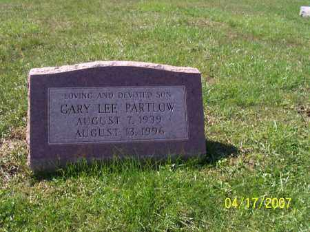 PARTLOW, GARY LEE - Franklin County, Ohio | GARY LEE PARTLOW - Ohio Gravestone Photos