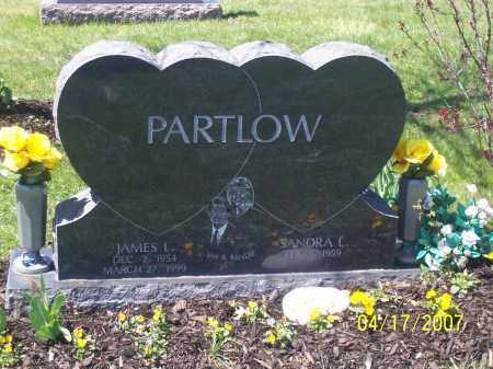 PARTLOW, JAMES L - Franklin County, Ohio | JAMES L PARTLOW - Ohio Gravestone Photos
