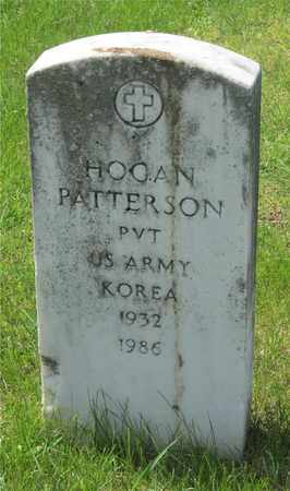 PATTERSON, HOGAN - Franklin County, Ohio | HOGAN PATTERSON - Ohio Gravestone Photos