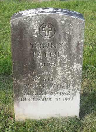 PAYNE, SONNY - Franklin County, Ohio | SONNY PAYNE - Ohio Gravestone Photos