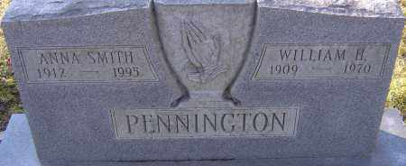 SMITH PENDLETON, ANNA - Franklin County, Ohio | ANNA SMITH PENDLETON - Ohio Gravestone Photos