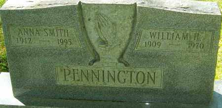 PENNINGTON, ANNA - Franklin County, Ohio | ANNA PENNINGTON - Ohio Gravestone Photos