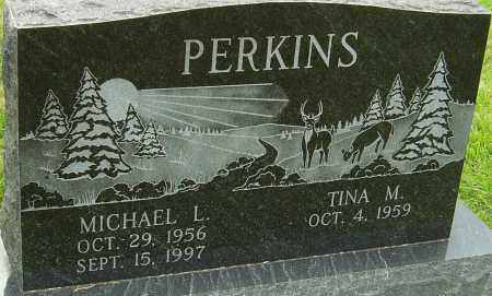 PERKINS, MICHAEL L - Franklin County, Ohio | MICHAEL L PERKINS - Ohio Gravestone Photos
