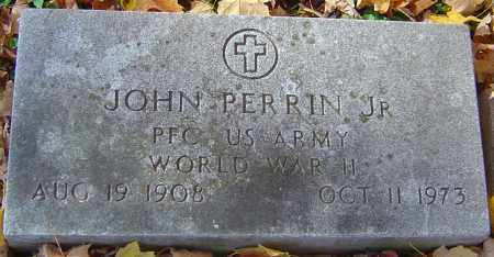 PERRIN JR, JOHN - Franklin County, Ohio | JOHN PERRIN JR - Ohio Gravestone Photos
