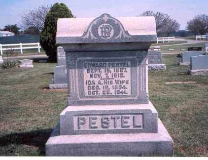 PESTEL, EDWARD - Franklin County, Ohio | EDWARD PESTEL - Ohio Gravestone Photos