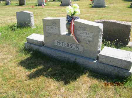 PETERSON, JASPER JR. - Franklin County, Ohio | JASPER JR. PETERSON - Ohio Gravestone Photos