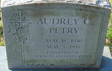 PETRY, AUDREY C - Franklin County, Ohio   AUDREY C PETRY - Ohio Gravestone Photos