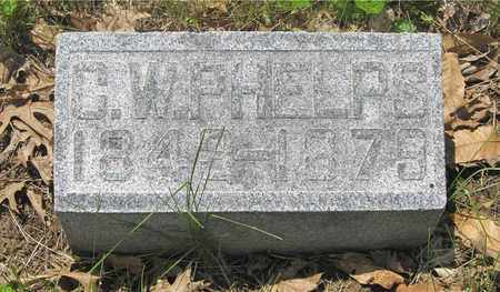 PHELPS, C.W. - Franklin County, Ohio | C.W. PHELPS - Ohio Gravestone Photos