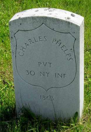 PHELPS, CHARLES - Franklin County, Ohio | CHARLES PHELPS - Ohio Gravestone Photos