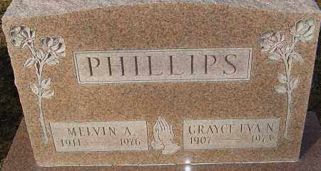 PHILLIPS, MELVIN A - Franklin County, Ohio | MELVIN A PHILLIPS - Ohio Gravestone Photos