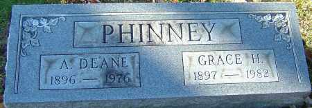 PHINNEY, GRACE - Franklin County, Ohio | GRACE PHINNEY - Ohio Gravestone Photos