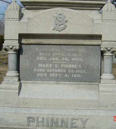 PHINNEY, MARY - Franklin County, Ohio | MARY PHINNEY - Ohio Gravestone Photos