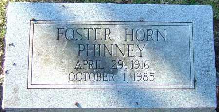 PHINNEY, FOSTER HORN - Franklin County, Ohio | FOSTER HORN PHINNEY - Ohio Gravestone Photos