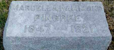 HAMMOND PINGREE, MARCELLA - Franklin County, Ohio | MARCELLA HAMMOND PINGREE - Ohio Gravestone Photos