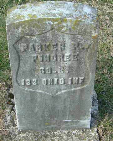 PINGREE, PARKER P - Franklin County, Ohio | PARKER P PINGREE - Ohio Gravestone Photos