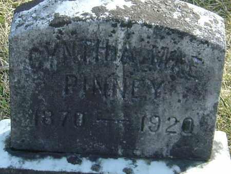PINNEY, CYNTHIA MAE - Franklin County, Ohio | CYNTHIA MAE PINNEY - Ohio Gravestone Photos