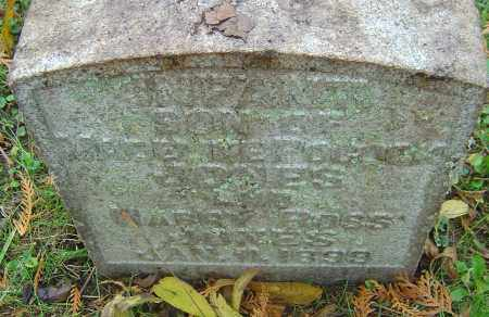 POCOCK, INFANT SON - Franklin County, Ohio | INFANT SON POCOCK - Ohio Gravestone Photos