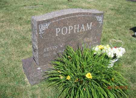 KELLER POPHAM, JULIE ANN - Franklin County, Ohio | JULIE ANN KELLER POPHAM - Ohio Gravestone Photos