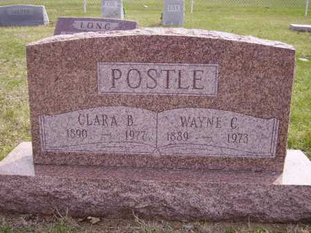 POSTLE, WAYNE C. - Franklin County, Ohio | WAYNE C. POSTLE - Ohio Gravestone Photos