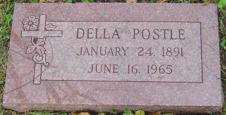 POSTLE, DELLA - Franklin County, Ohio | DELLA POSTLE - Ohio Gravestone Photos