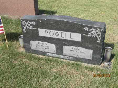 POWELL, JOHN WILLIAM - Franklin County, Ohio | JOHN WILLIAM POWELL - Ohio Gravestone Photos