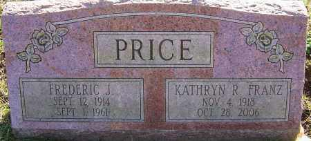 PRICE, KATHRYN - Franklin County, Ohio | KATHRYN PRICE - Ohio Gravestone Photos